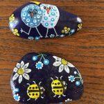Happy Rocks – Birds and Beetles